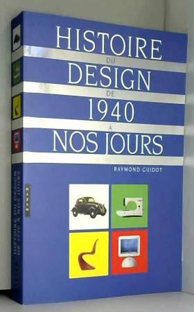 Histoire du design de 1940...