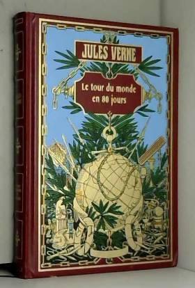 """Jules Verne """"Le tour du..."""