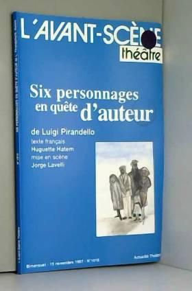 L'Avant-Scene Theatre...