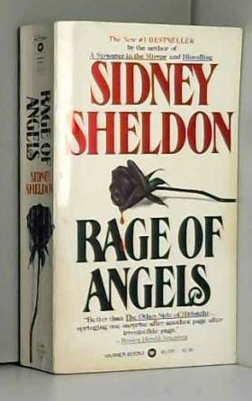 Sidney Sheldon - Rage of Angels (1st Edition)