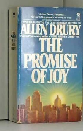 Allen Drury - The Promise of Joy