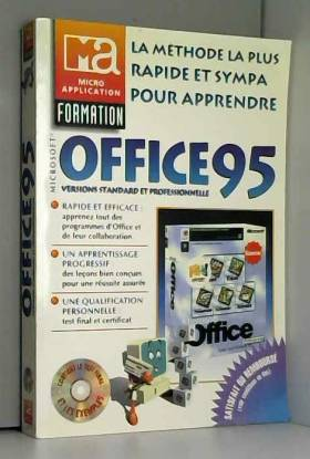 OFFICE 95 VERSIONS STANDARD...