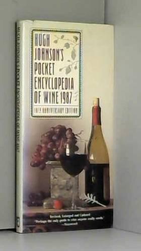 Hugh Johnson - Hugh Johnson's Pocket Encyclopedia of Wine