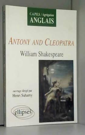 Shakespeare, Antony and...