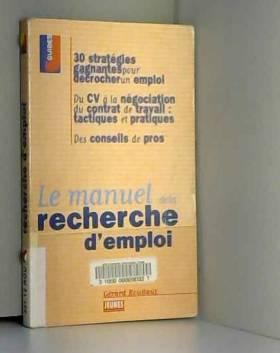 Le manuel de la recherche...