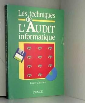 Les Techniques de l'audit...