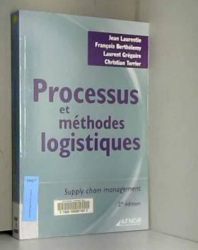 Processus et méthodes...