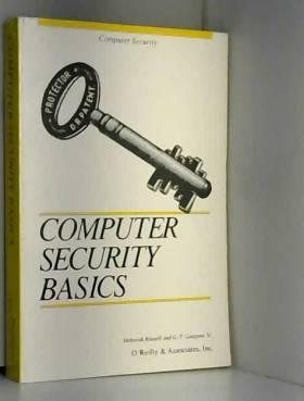 Computer Security Basics...