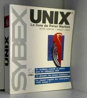 Unix, le livre de peter norton