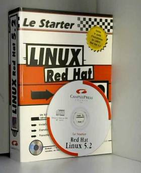 Linux Red Hat 5.2 (CD rom)