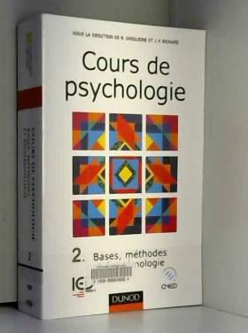 Cours de psychologie, tome...