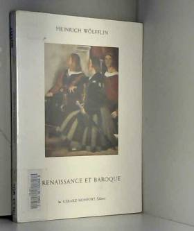 Heinrich Wölfflin - Renaissance et Baroque