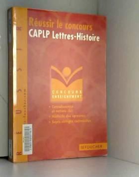 Réussir le concours CAPLP...