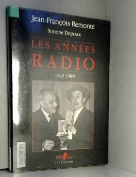 Les années radio