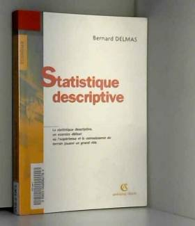 Bernard Delmas - Statistique descriptive