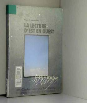 Centre Pompidou - Lecture d'est en ouest