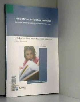 CPLJ-93 - Médiations, médiateurs, médias : Du concept à la pratique, comment penser la médiation en...