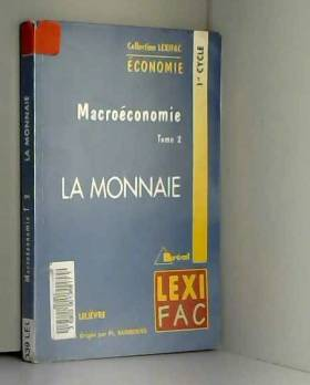 Valérie Lelièvre - Macroéconomie