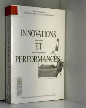 Innovations et performance....