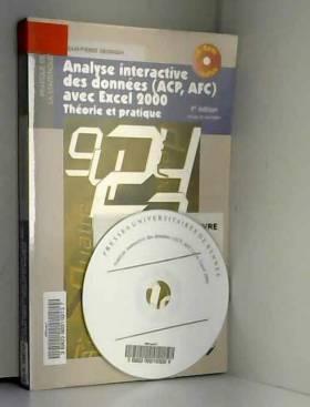 Analyse interactive des...