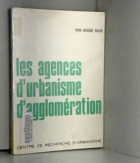 Les Agences d'urbanisme...