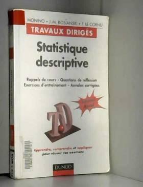 Monino - TD Statistiques descriptives