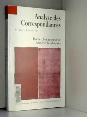 Analyse des Correspondances...