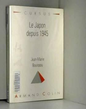 Bouissou - Le Japon depuis 1945
