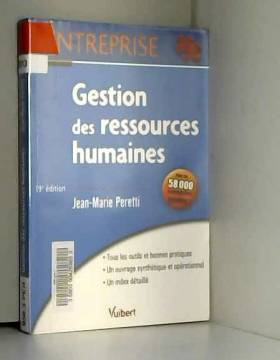 Jean-Marie Peretti - Gestion des ressources humaines
