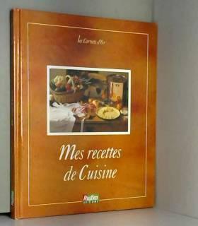 Mes recettes de Cuisine Agenda