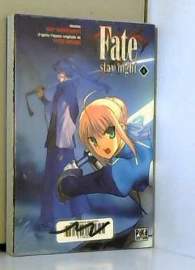 Fate Stay Night - Tome 04