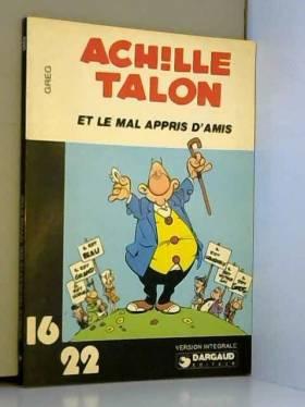 Achille Talon et le mal...