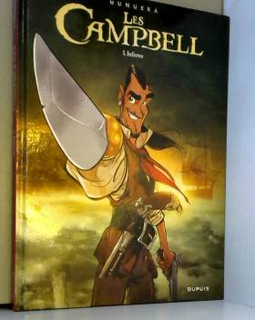 Les Campbell - tome 1 -...