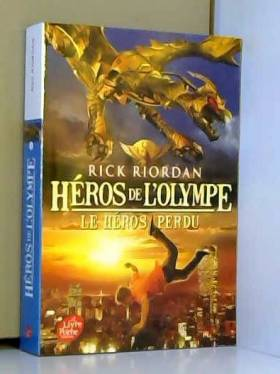 Héros de l'Olympe - Tome 1...