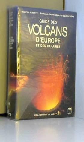 GUIDE DES VOLCANS D'EUROPE...