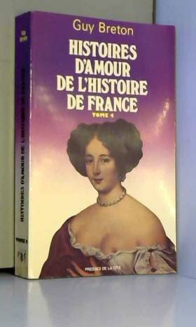 Histoires d'amour de...