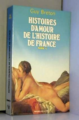 Hist.amour t 5 hist.France