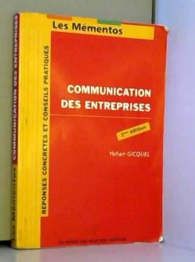 Yohan Gicquel - Communication des Entreprises