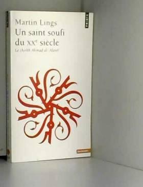 Un saint soufi du XXe...