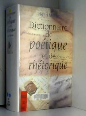 Poétique et de rhétorique