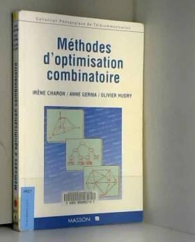 Méthodes d'optimisation...
