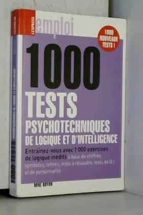 1000 TESTS...