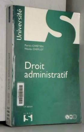 Droit administratif - 13e...