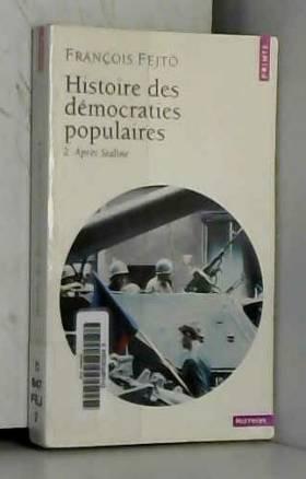 Histoire des démocraties...