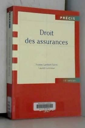 Droit des assurances - 13e...