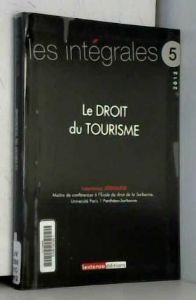 Le Droit du tourisme