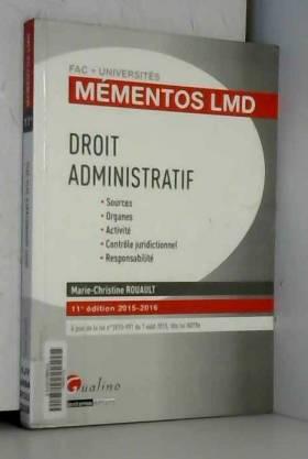 Mémentos LMD - Droit...