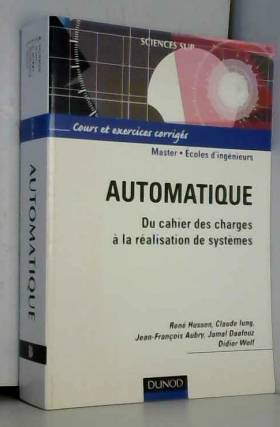 Automatique : Du cahier des...