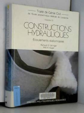 CONSTRUCTIONS HYDRAULIQUES....