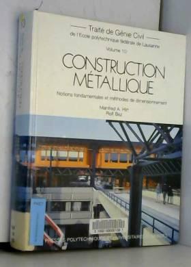 CONSTRUCTION METALLIQUE....